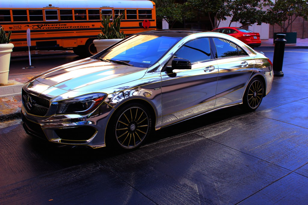 chrome-mercedes_free
