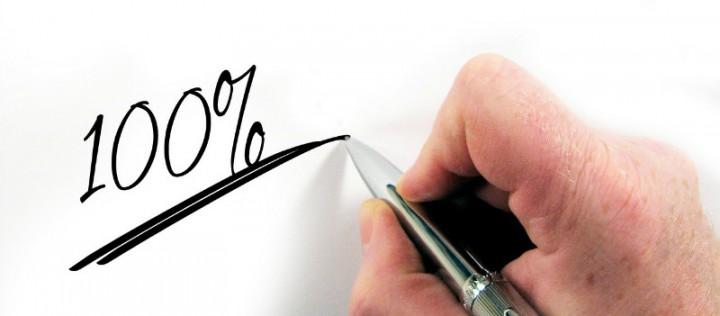 Hvorfor du skal eie 100% aksjer