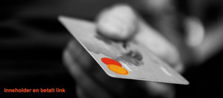Hvordan jeg sparer penger med kredittkort