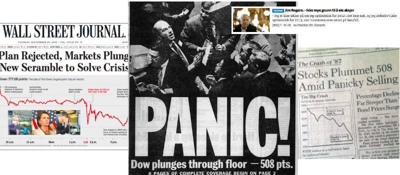 Slik slår du aksjemarkedet