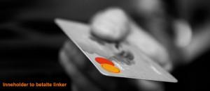 På tide med nytt kredittkort
