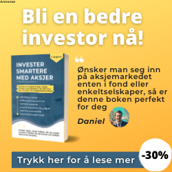 Bli en bedre investor i dag